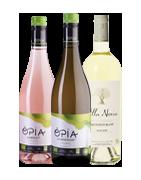 Bio vína - víno s certfikátom organické - alkoholické aj nealkoholické